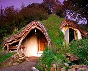 Agujero Hobbit de Simon Dale