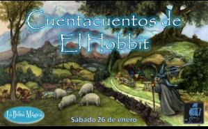 Cuentacuentos Hobbit